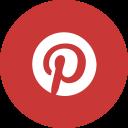 iconfinder pinterest circle 294708
